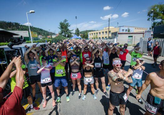 Loap pražská běžecká tour VAŠÍ LIGY – září