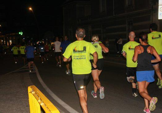 NN Night run a Avon běh Praha