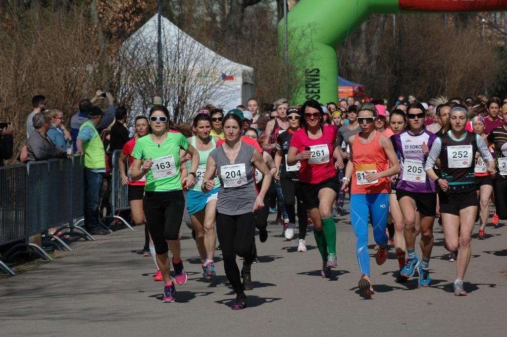 Benešovský maratón a půlmaratón Pojizeřím