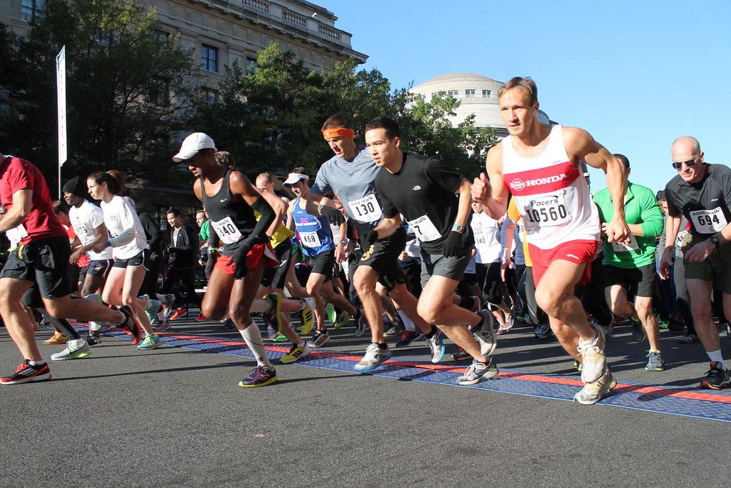 Borecký půlmaraton