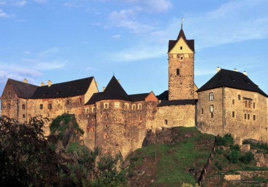 Běžíme na hrad – Loket