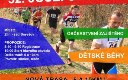32. Josefský běh