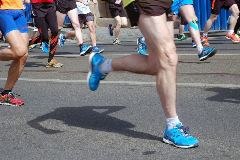 Silvestrovský maraton Plzeň