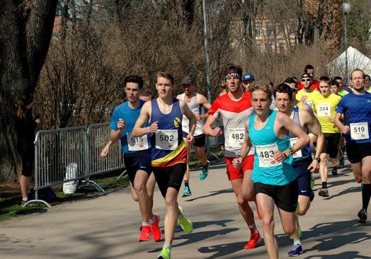 Kladenský maratón – MČR v maratonu veteránů